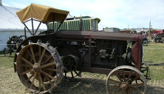 East Devon Tractor, Machinery & Engine Club 1