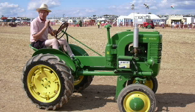 East Devon Tractor, Machinery & Engine Club 2